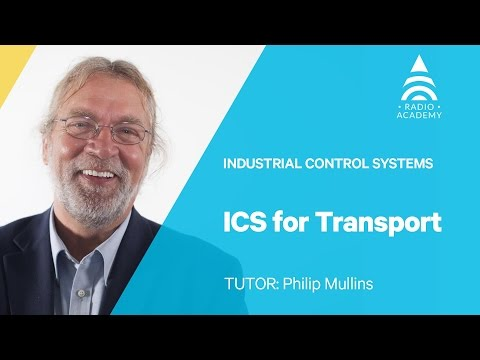 2.6: ICS for Transport | Industrial Control Systems | Tait Radio Academy