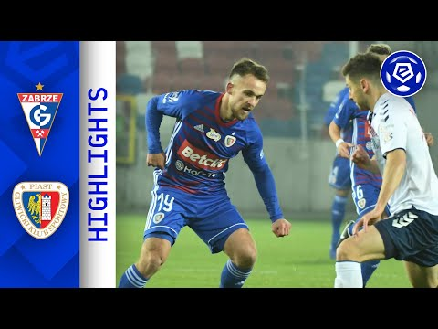 Gornik Z. Piast Gliwice Goals And Highlights
