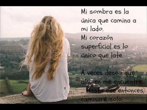 Green Day- Boulevard of broken dreams (Subtitulado al español)