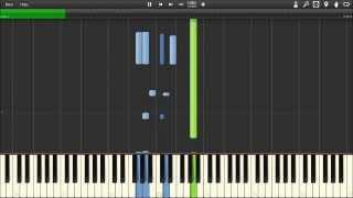 Gabriel's Oboe - Ennio Morricone - Synthesia