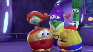 DVD Trailer: Veggietales - The League of Incredible Vegetables
