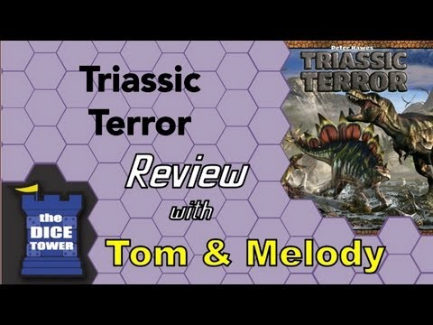 Triassic Terror Review - with Tom and Melody Vasel