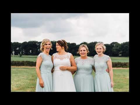 Mr and Mrs Womersley Highlights - Woodside Wedding Venue