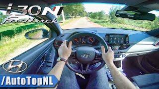 Hyundai i30N Fastback POV Test Drive by AutoTopNL
