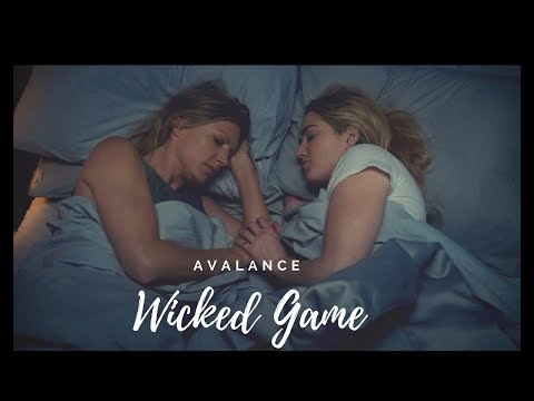 Sara Lance and Ava Sharpe || Legends of Tomorrow || Wicked Game [+3x15]