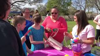 Tour the Beeping Egg Hunt 2018
