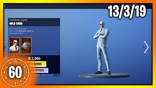 Boutique d'articles Fortnite (fr) DÉFENSEUR DE SCARLET - WILDCARD SKINS - RETURNMD 13/3/19 (Fortnite Battle Royale)