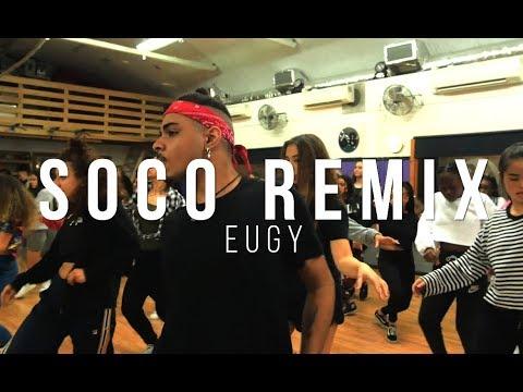 | Eugy X WizKid Soco | Steven Pascua Choreography |