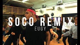 Gambar cover | Eugy X WizKid Soco | Steven Pascua Choreography |