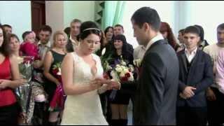 Оксана Баркане- свидетельница на свадьбе у Акима и Лемары!!!