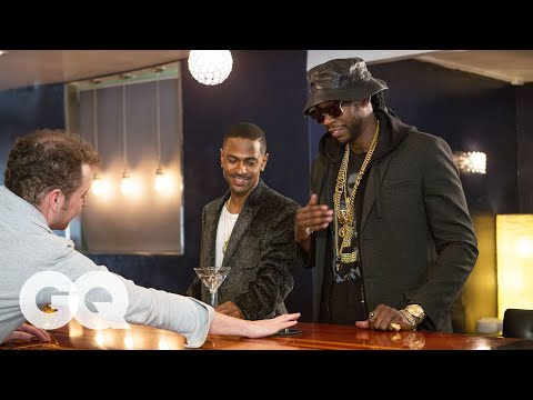 2 Chainz: Drinking Diamond Cocktails Can Make You Crazy | Most Expensivest Sh*t | GQ from YouTube · Duration:  52 seconds