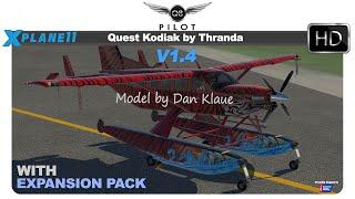 [X-Plane] Quest Kodiak G1000 by Thranda for X-Plane 11