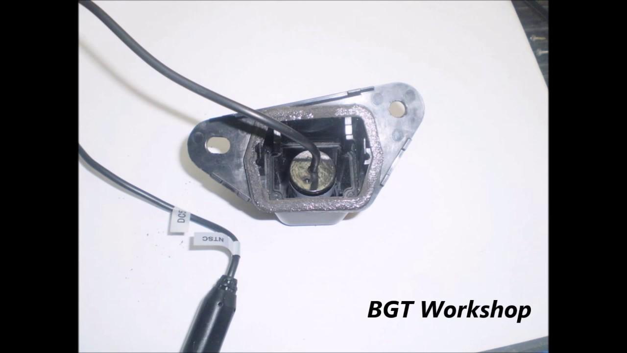 Ремонт, восстановление, реставрация оригинальных автомобильных камер