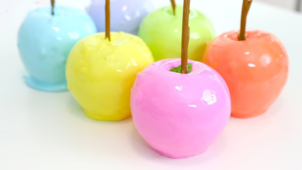 how to sell candy apples