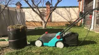 Газон весной. Как я восстанавливаю газон. Скарификация газона
