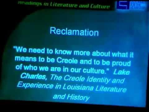 Creole Heritage Celebration 12: LEH-RELIC Program