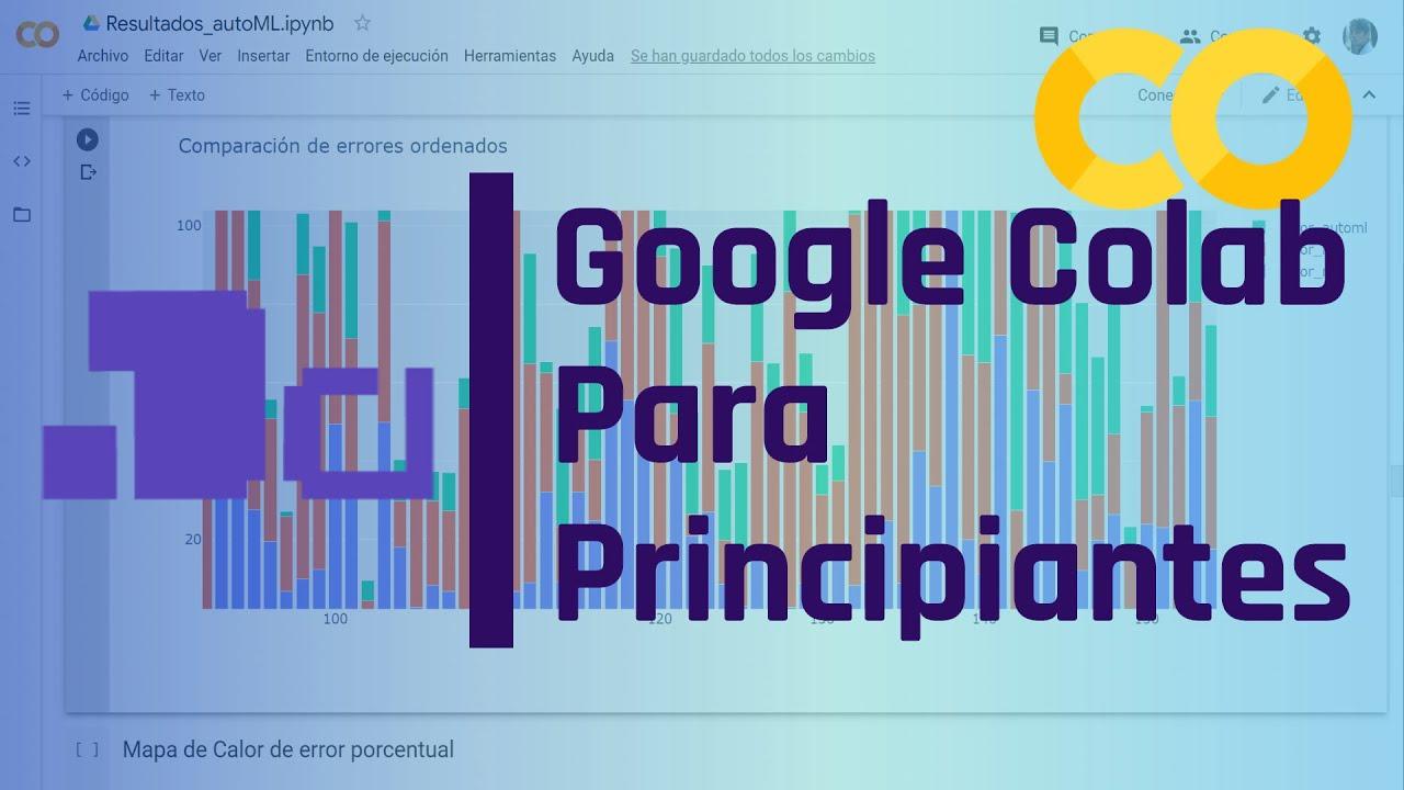 Download Introducción a Google Colab, una noble y completa guía