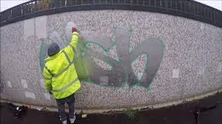 Graffiti - Ghost & Wish EA - Tags, Throwups & Dubs
