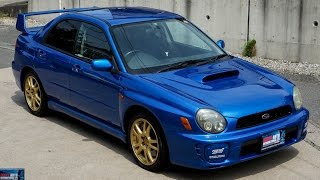 Walk Around - 2000 Subaru Impreza WRX STi (GDB) Bugeye - Japanese Car Auction