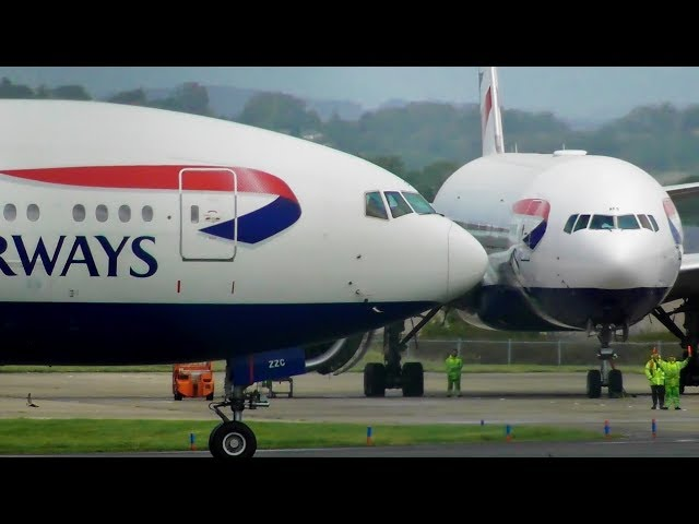 Plane Spotting at Cardiff Airport CWL/EGFF | 26th September 2019
