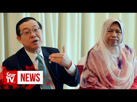 What Cabinet reshuffle? Dr M didn't even bring it up, say Zuraida, Guan Eng