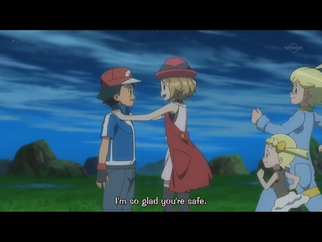 Ash and Serena~ Counting Stars~ Amourshipping