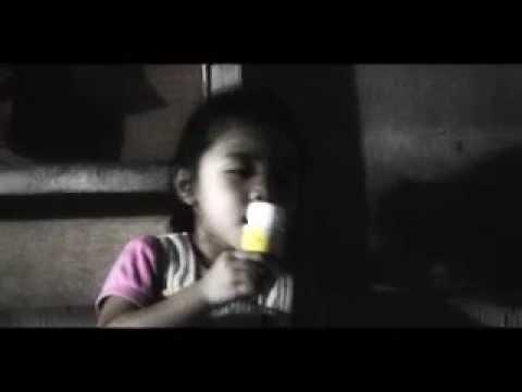 My daughter Gevia singing KARENA SALIBMU - TW FAVOR