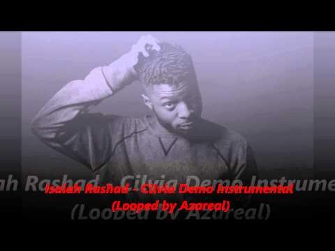 Isaiah Rashad - Cilvia Demo Instrumental w/hook (Looped by Azareal) BEST VERSION ON YOUTUBE!!!