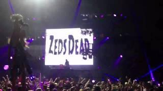 The Prodigy - Breathe (Zed's Dead Remix)