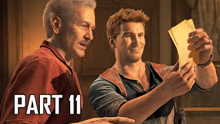Uncharted 4 A Thief's End Walkthrough Part 11 - Clock Tower (Let's Play Commentary)