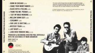 Paul Butterfield - Thank you mr.  Poobah