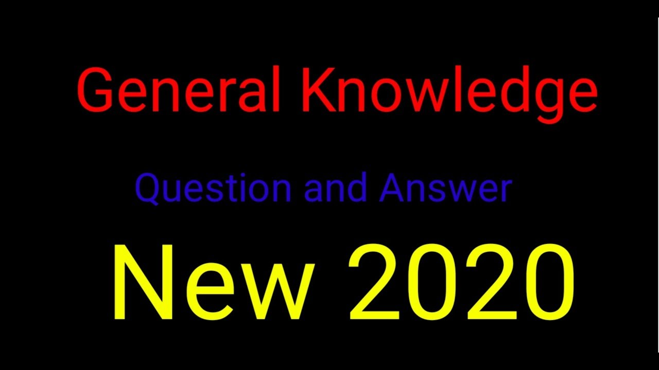 Simple General Knowledge (GK) quizzes with questions ...