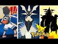 What if: Ultra Necrozma use All Exclusive Z-Moves (Funny animation) [Fake]