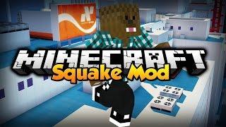 Minecraft Mod Showcase: Squake Mod 1.7.2
