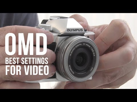 OMD Video - 3 simple settings you must adjust for optimal results