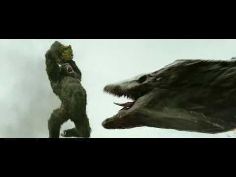 Kong: La Isla Calavera - Clip 'Batalla de monstruos' Castellano HD