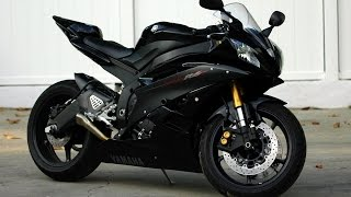 Ultimate Exhaust Sound YAMAHA R6: Akrapovic, Toce, TiForce, Yoshimura, M4, Two Brothers
