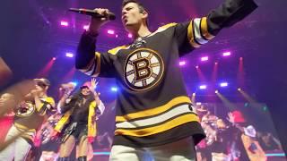 "NKOTB - Mixtape Tour 2019 (Portland) - ""80's Baby"" Video"