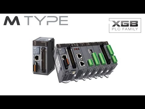 LSIS XGB M Type PLC