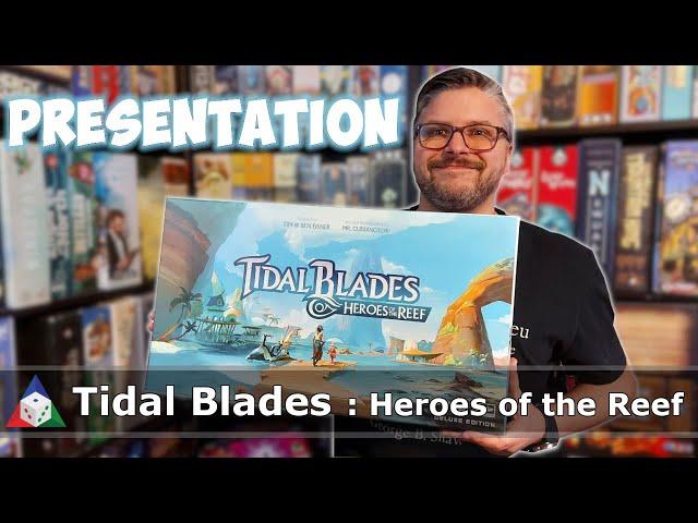 Tidal Blades : Heroes of the Reef - Présentation du jeu