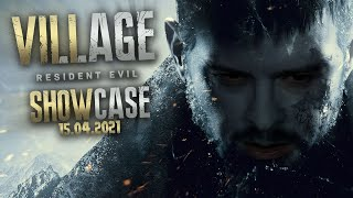 RESIDENT EVIL VILLAGE SHOWCASE | April 2021 🎇 Domtendos Live Reaktion