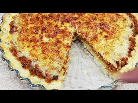 tarte-de-pomme-de-terre-au-bŒuf-hachÉ-facile-(cuisine-rapide)