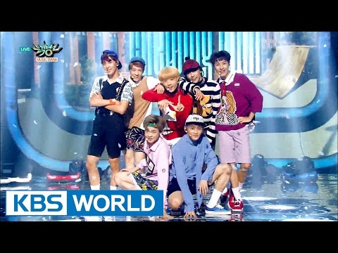 NCT DREAM - Chewing Gum [Music Bank / 2016.08.26]