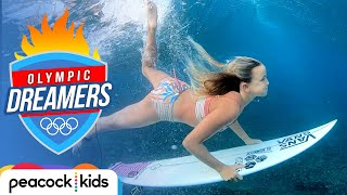 Rising Star Shreds In & Out of Water! | OLYMPIC DREAMERS