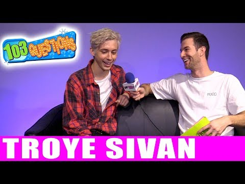 103 Questions: Troye Sivan