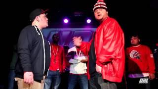 SMACK/ URL PRESENTS ROSENBERG RAW VS BIGG K | URLTV