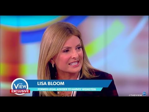 Lisa Bloom On How We Can Help Protect Sex Assault Victims | The View