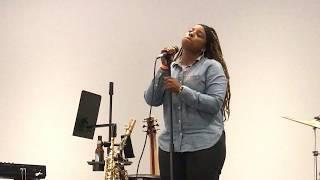 6/21/18 Summer SOULstice at Tacoma Art Museum: Olivia Thomas