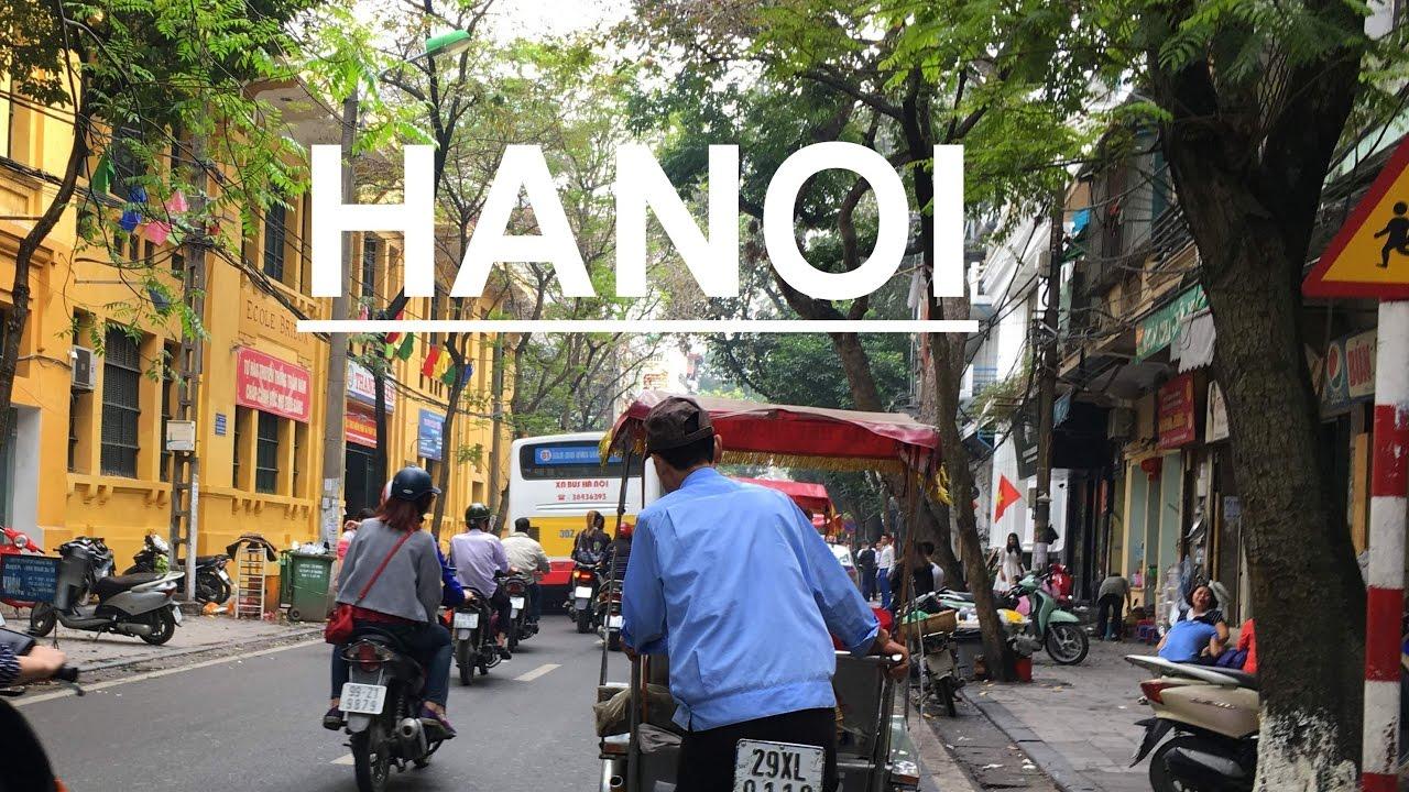 越南的首都河內