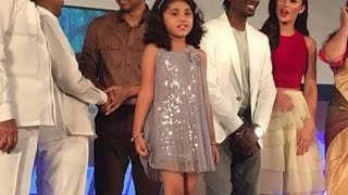 Nainika is the star in Theri audio launch | Nainika Speech in Theri Audio launch
